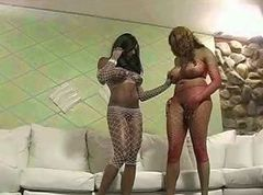 Threesome, Black bitch jada fire acts out her wild fantasy, Gotporn.com
