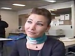 French, Stewardess, Stewardess fucking in plane, Xhamster.com