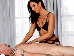 Massage, Ass, Double fuck for amy brooke as ashley blue, Txxx.com
