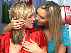 Lesbian, Jodi west son sleep mom erection, Txxx.com