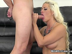 Blonde, Riley brooks, Txxx.com