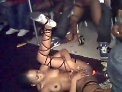 Black, Lesbian, Swallow, Amber rayne swallowing allowed, Txxx.com