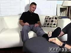 Gay feet tickling, Nuvid.com