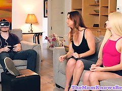 Mom and pregnant daughter in law, Txxx.com