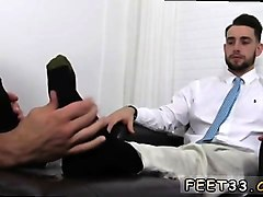 Tied, Gay feet submission, Nuvid.com