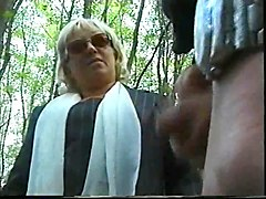 Mature sex in the woods, Xhamster.com