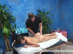 Massage, Ass, Seduced, Son seduces mom, Xhamster.com
