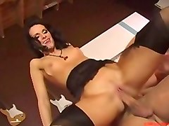 Stockings, Best handjob, Txxx.com