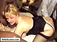 Wife, German, Interracial, Interracial gangbang hardcore, Tube8.com