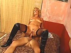 Boots, Gangbang, Ass, Shemale in boots, Xhamster.com