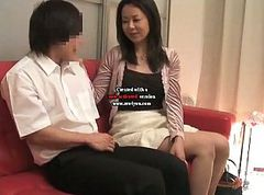 Japanese mother fuck son, Drtuber.com