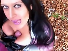 Latex, Gloves, Uniform, Sister fucked my girlfriend, Hclips.com