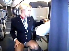 Stewardess, Cute stewardess, Xhamster.com