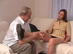 Old Man, Old man fuck daughter, Gotporn.com