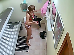 Spy, Teen bro and sis sex video, Voyeurhit.com