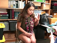 Teen, Backroom, Backroom casting couch klementine, Txxx.com