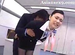 Asian, Stewardess, Full movies stewardess, Gotporn.com