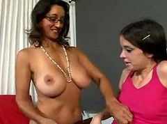 Lesbian, Old And Young, Old and young renee sex gangbang, Xhamster.com