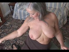 Bus, Granny, Strip, Strip for cash, Xhamster.com