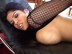 Alexis amore- interactive latin lover footjob, Tube8.com