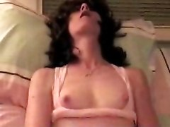 Wife, Wife fucks crossdressing husband with strapon, Tube8.com