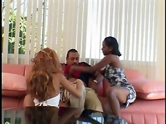 Threesome, Lacey duvalle foot, Tube8.com