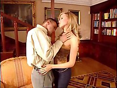 Tender moaning blonde babe sophie moone plays, Tube8.com