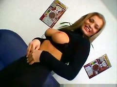 Hungarian, Hungarian slut shows her wild side, Tube8.com