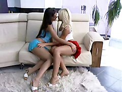 Lesbian, Teenage angels in vull movie, Xhamster.com