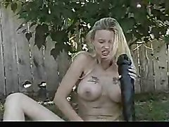 Blonde, Insertion, Shopping with dildo inserted, Xhamster.com
