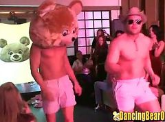 Wet, Dancing bear gets the office girls wild, Gotporn.com