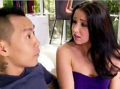 Asian, Interracial, Reily reid and lola foxx, Xhamster.com