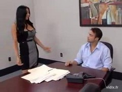Secretary, Audrey bitoni anal video, Gotporn.com