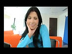 Office, Rebeca linares swallow, Tube8.com