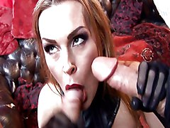 Tanya tate the ace is a private massage, Redtube.com