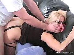 Blonde, Glasses, Ass, Asian glasses, Gotporn.com