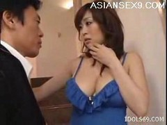 Asian, Japanese, Big Tits, Fat japanese, Gotporn.com