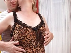 Nonna, Calze, Mature in collant, Xhamster.com